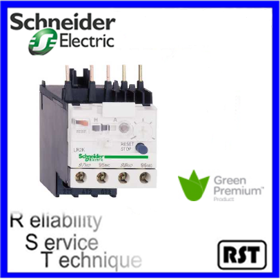 Schneider LR7K0321 miniature telemecanique thermal overload relay