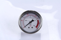Durable LightWeight Easy To Read Clear Bourdon Sedeme 6 mpa conventional bourdon tube pressure gauge