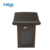 Top quality wood and cold steel black and grey color digital podium S700 with CE and 3C