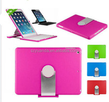 For iPad Air iPad5 360 Degree Rotating Wireless bluetooth keyboard cases
