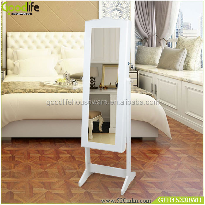 1m length cabinet jewelry armoire wholesale for fast delivery