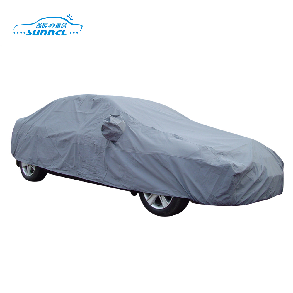 Waterproof PEVA Car Cover , Folding Car Cover