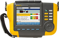 Fluke 810 high tech Vibration test meter vibration analyzer