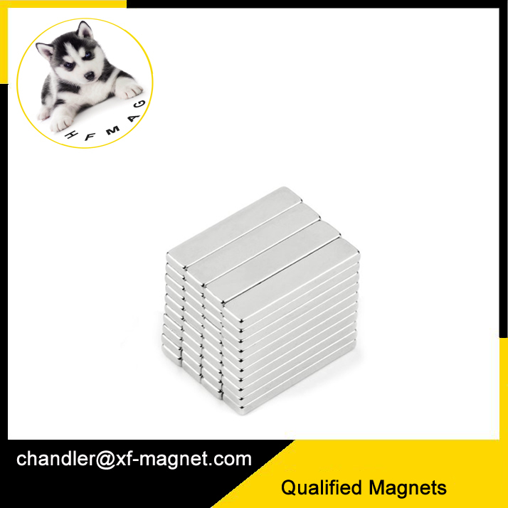 Block 50X50X5 Magnets N40SH High Performance Sintered Bulk For Sale