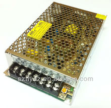 With high efficiency and best price 100w 13.8v switching power supply