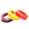Personality Custom Pattern Pvc Coated Nylon Webbing Plastic Strips