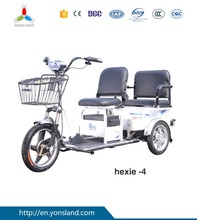 2016 newest green vehicle Electric scooter for handicapped/distabled people