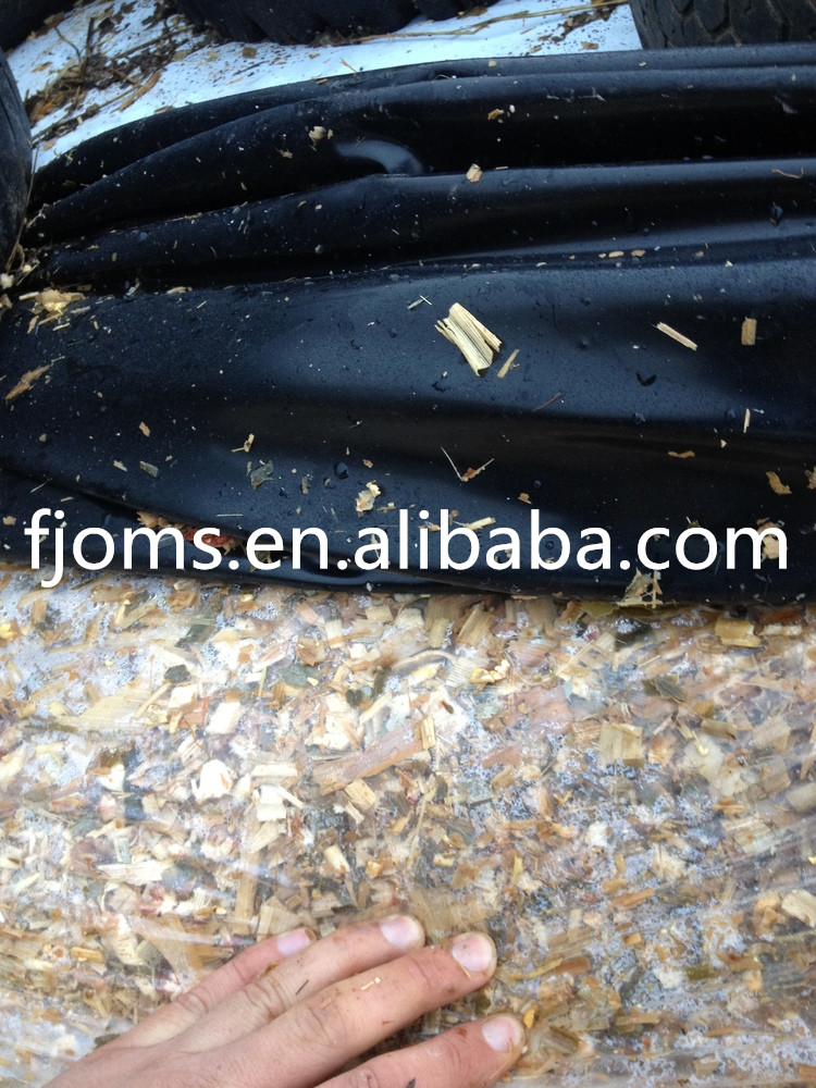 3-layer co-extruded UV-Stabilized silage film