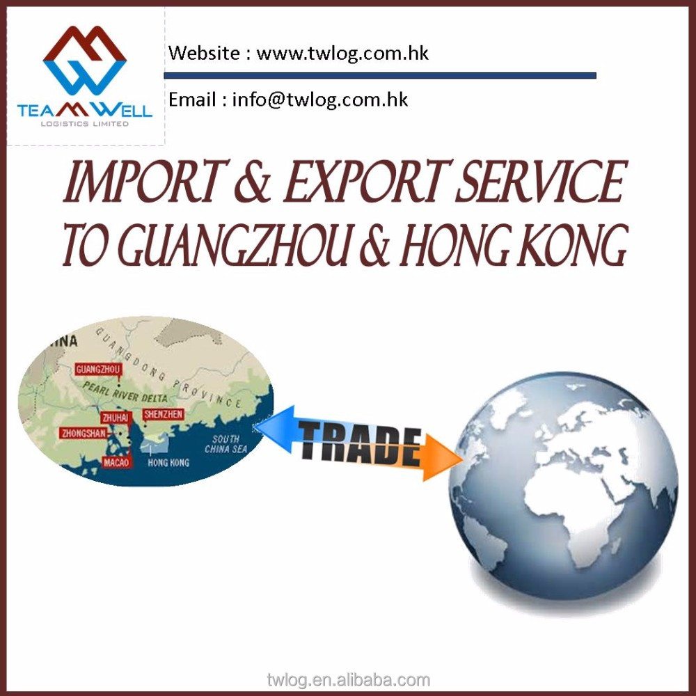 Logistics Service from Tanjung pelepas to Guangzhou & Hong Kong