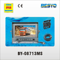 7inch truck Waterproof monitor with camera system BY-C08713MS
