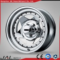 Competitive Price Widely Used 4X4 17 Inch Steel Wheels