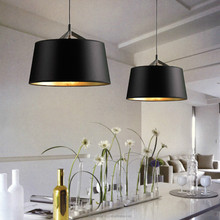zhongshan factory hot sell modern simple LED pendant lighting
