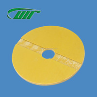 3240 Epoxy Resin Sheet Precision Processing Round Gasket Insulation Material Type