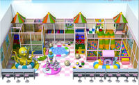 Kaiqi the 2014 catalog of kids indoor playground equipment KQ35274A