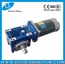 best sales DC high torque 12v micro worm gear motor