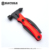 Hot-sale styles Multi-purpose outdoor survival saving hammer in black oxidation finish