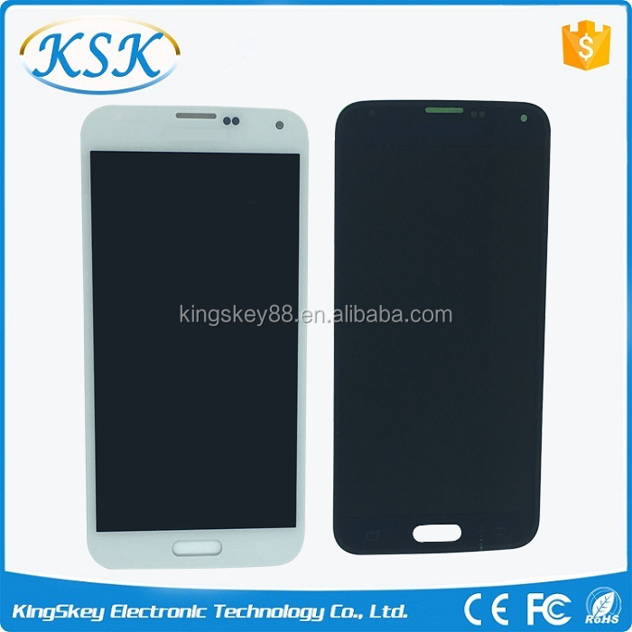 Hot sale original lcd for samsung s5 screen lcd,for samsung galaxy S5 lcd touch screen replacement