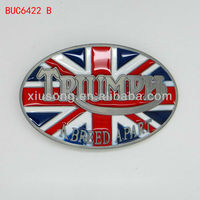 BUC6422 Triumph Motorcycles British Union Jack Belt Buckle Biker Classic