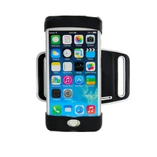 Waterproof Armband Silicon Mobile Phone Case for Lenovo