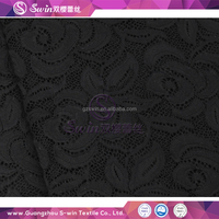 lace chair covers wedding Black Elastic can be customized spandex velvet lace for fashion wedding dry lace dress
