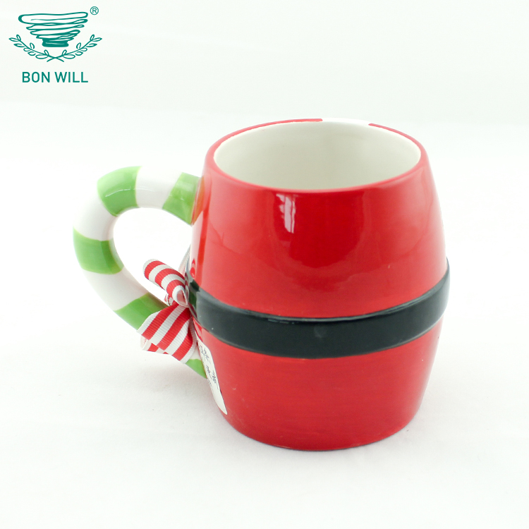 OEM / ODM custom size round shape hand painted sublimation ceramic mug