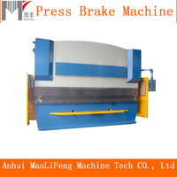 Hot sale favorable price and easy operation cnc press brake jobs