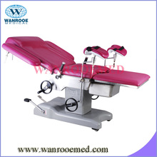A-C102D01 Manual hydraulic surgical obstetric delivery bed