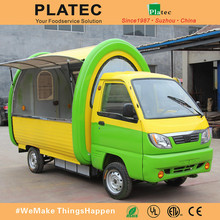 mobile fast food catering trucks/bakery food cart trailer for sale/fast food street outdoor food cart with price