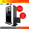 Full hd 3g newyork TFT indoor floor standing wifi lcd advertising players SH4275HD