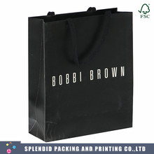 New selling many colors foldable smart shopping paper bag