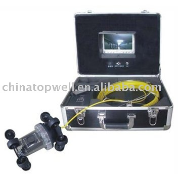 Waterproof Night Vision Pipe & Wall Inspection Camera System