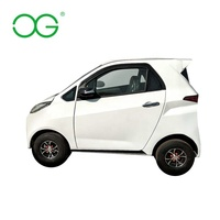 Cheapest EEC Certificated High Speed EV Electric Car 2 seats 4 wheels