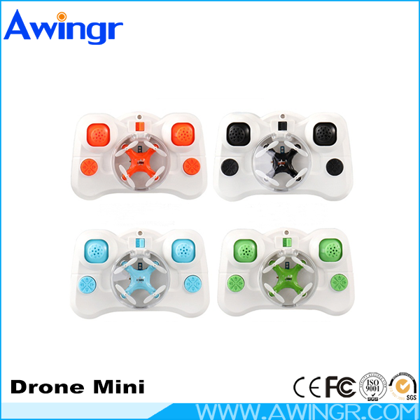 2017 Hotest selling Smallest pocket nano quadcopter cx-10 mini drone