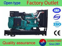 China factory 1500kw 3 phase industrial diesel power genset