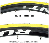 wholesale solid natural rubber cycling bicycle tire