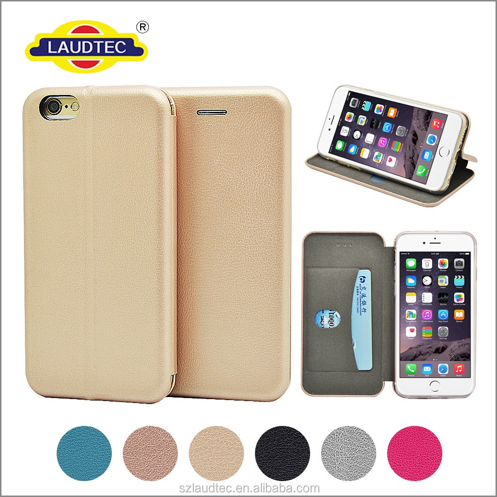 For iPhone 6 wallet case 4.7 inch Luxury PU Leather Wallet case cover shell,flip leather case for iphone 6