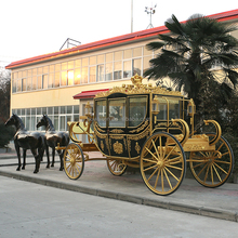 Royal horse carriage for sale/wedding horse carriage