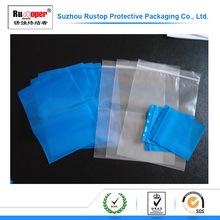 Anti-rust plastic VCI zipper bags for metals with good price