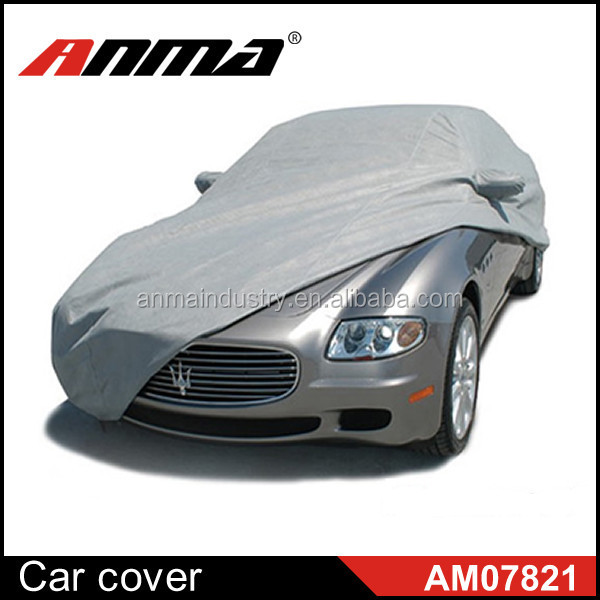 Polyester Waterproof Outdoor heated car cover