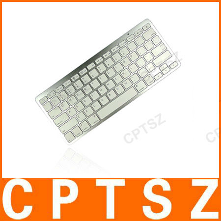 Wireless Keyboard for PC / Mac / iPads / Tablet [Bluetooth]