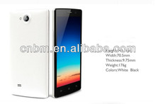 5 inch MTK6589T Quad core Smartphone +Bluetooth+ wifi +3G smart Phone call+Android system with GPS navigation