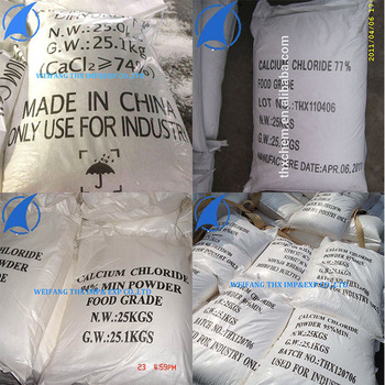 Calcium Chloride Different Grade