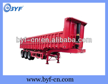 BPW type lift axle for dump truck trailer