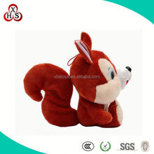 Cheap Cute Mini Squirrel For Kids Toy
