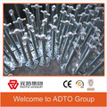 Adjustable scaffolding leveling screw jack from China for mauritius