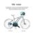 Fast delivery bafang bbs01 36v 350w motor kit for electric bicycle