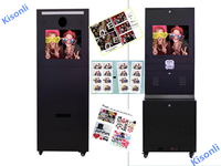Cheap Price Photo Print Photo Booth With Dual Screen For Wedding/Party/Event For Sales