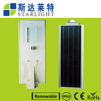 top sale automatic lighting led source solar power led street light
