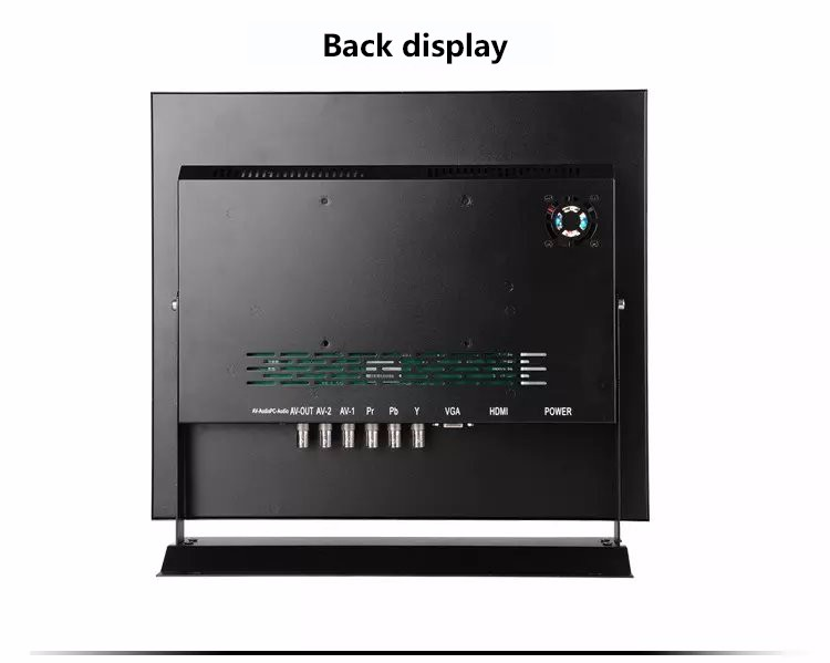 CCTV LCD 22 inch monitor for surveillance system Shenzhen factory.jpg