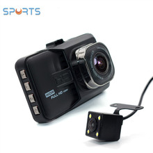 T636 170 degree night version dual dashcam vehicle blackbox dvr user manual dash cam 1080p